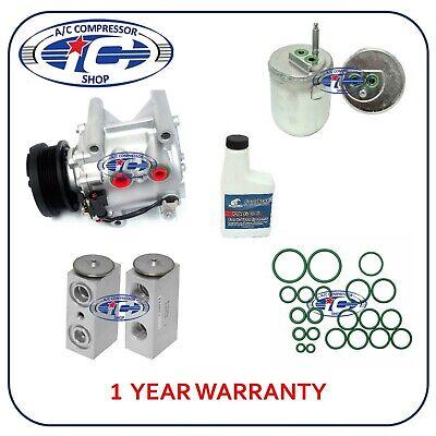 A//C Compressor Kit Fits Jaguar S-Type 2004-2008 V6 3.0L 77586