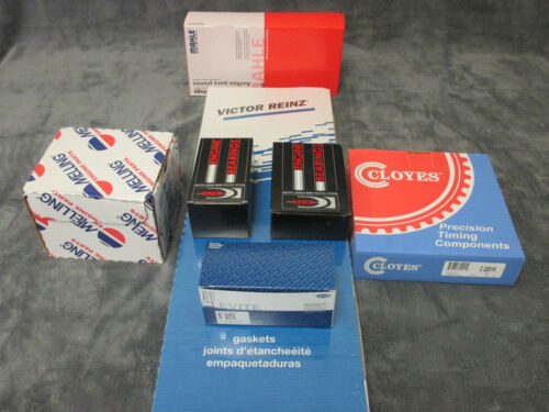 Ford 360//390 1974-76 Truck Engine Kit rings gaskets bearings Se Habla Espanol