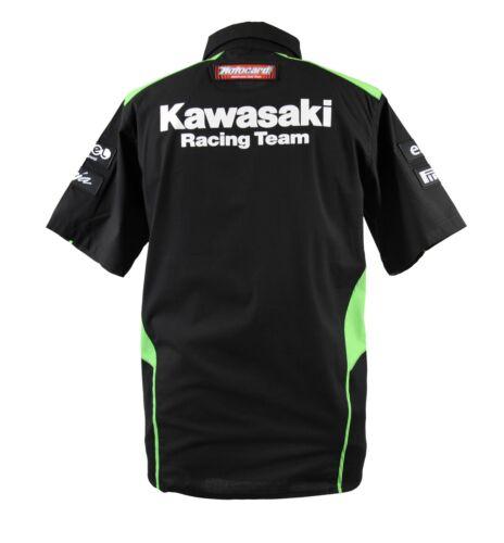 Motocard Neuf Course Kawasaki quipe Officiel V rEqEwp6