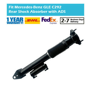 Rear Shock Absorber Fit Mercedes Benz GLE C292 GLE400 GLE450 GLE500 A2923201600