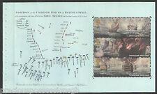 (BOT4) GB QEII Stamps. Battle of Trafalgar Prestige Booklet Pane ex DX35 2005