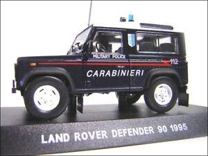 Carabinieri-Military-Land-Rover-defender-90-Policia-1-43-De-Agostini