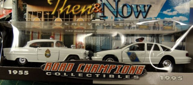 alaska state police 1955 chevy bel air and 1995 chevy caprice by road champs ebay ebay