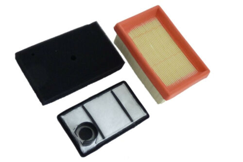 Luftfilter Set passend Stihl TS 400 Trennschneider Vorfilter Filter
