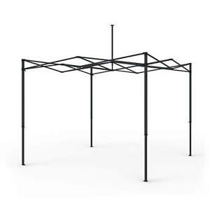 paramondo Faltpavillon Premium Plus Gestell  3 x 3 m 40 mm Stahlrahmen B-Ware