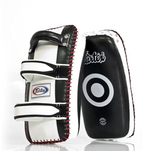 FAIRTEX MUAY THAI PADS KPLC2 KICK BOXING MMA AUTHENTIC DHL EXPRESS SHIPPING