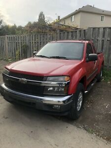2008 Chevy Colorado 5cyl 4x4 For sale!