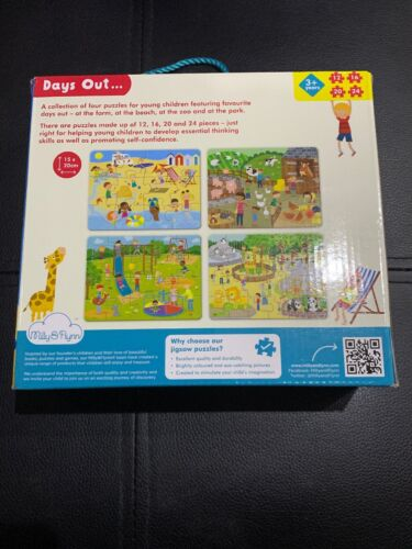 Milly /& Flynn Days Out Puzzle