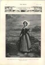 1905 Miss Gertie Millar de potes de la langosta Miss Edna mayo merece a Nueva York