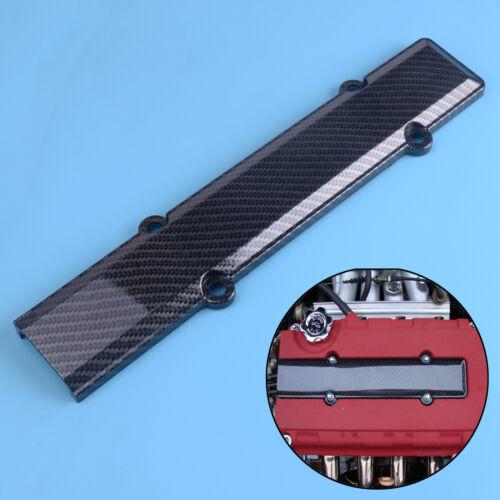 Stopfen Ventildeckel Kohlefaser Funke für Honda VTEC B18 B16A B-Serie Langlebig