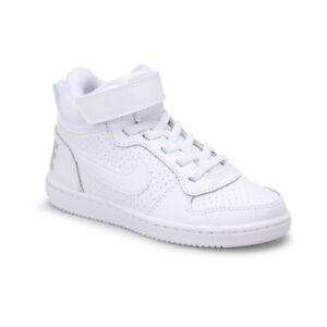 Nike Kinder Neck 870026 New Leather2b7b3f17283598f7d49f0be4a58102b78fd9cdd8f4db2bd633174a12abc58066 Basket Court Schuhe 100 Bianc High Borough Y7gbyv6f