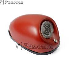 R75 style Rear light Sidecar Fender Light 12V Red For ZÜNDAPP KS750 K750 BMW M1