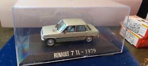 IXO-1-43-RENAULT-7-TL-1979-NEUF-EN-BOITE