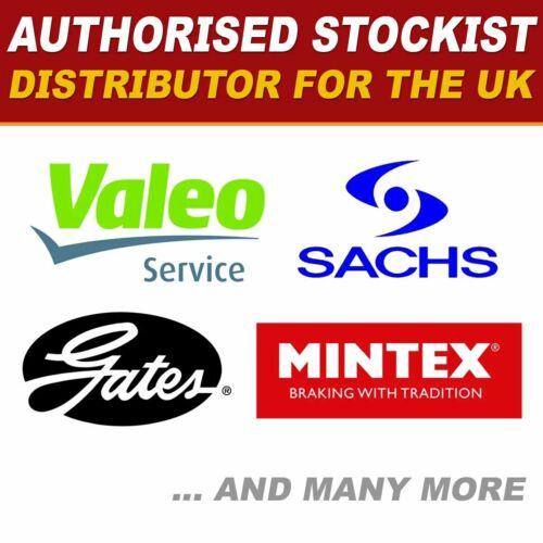 Authorised Stockist Lifetime Warranty LUK 2Pc Clutch Kit Repset 624303409