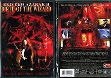 Birth of the Wizard (Eko Eko Azarak - Movie 2) (DVD, 2004)
