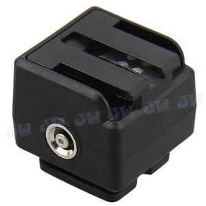 Jjc-JSC-5-Adaptador-para-zapata-estandar-ISO-para-Sony-Maxxum-Camara-Con-Zapata