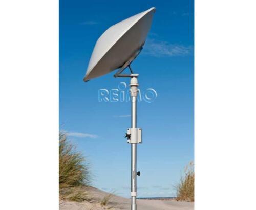 120cm Aussenmast für Sat oder DVB-T Antennen