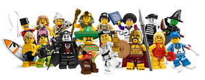 Lego Minifigures  serie 2 (8684) - Choose Your Figure - Au choix