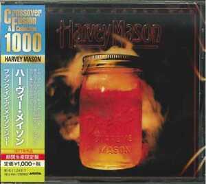 HARVEY-MASON-FUNK-IN-A-MASON-JAR-JAPAN-CD-B63