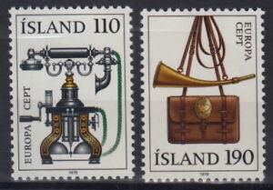 CEPT-Ausgabe-ISLAND-1979-Satz-postfrisch-MW-3-2Y-31-3-1