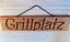 Indexbild 3 - Grillplatz - Holzschild Dekoschild mit gefräster Gravur - Douglasie massiv - NEU