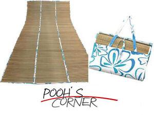 25-Grosse-Strandmatten-180-cm-x-90-cm-zur-Tasche-faltbar-unisex-Design