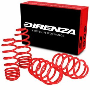 BMW E60 SALOON 03-10 525D 530D 535i LOWERING SPRINGS 50mm