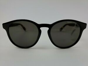 Marc-Jacobs-MARC-351-S-807-Black-Round-Sunglasses-Lens-Free-Shipping