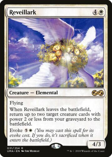 Reveillark Ultimate Masters Rare EN NM