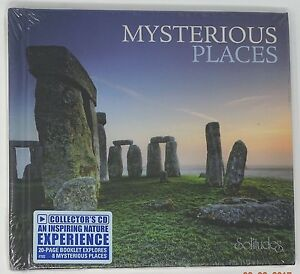Dan-Gibson-SOLITUDES-Mysterious-Places-CD-NEU-OVP-Dolby-Surround-24bit-DIGIBOOK