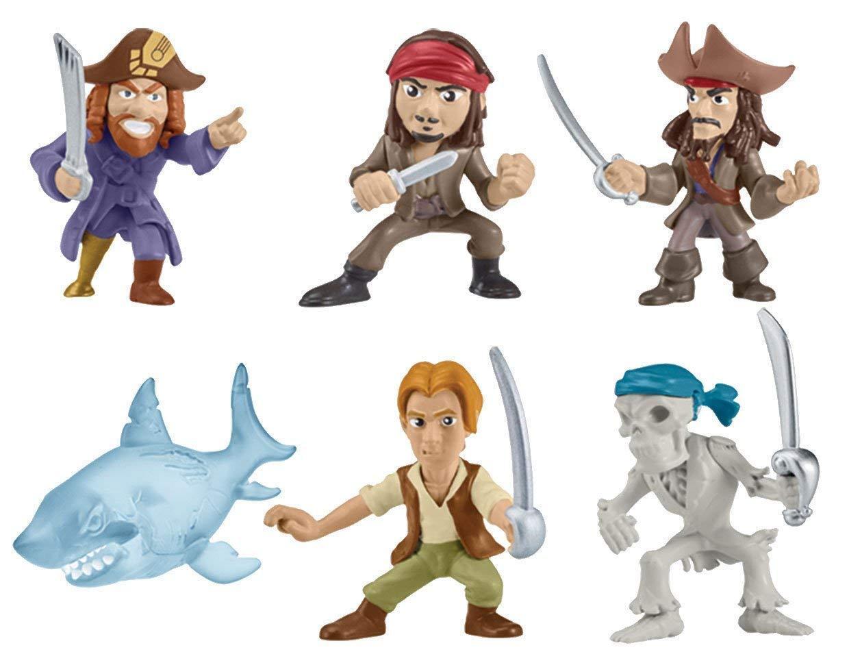 Пираты карибского моря игрушки картинки