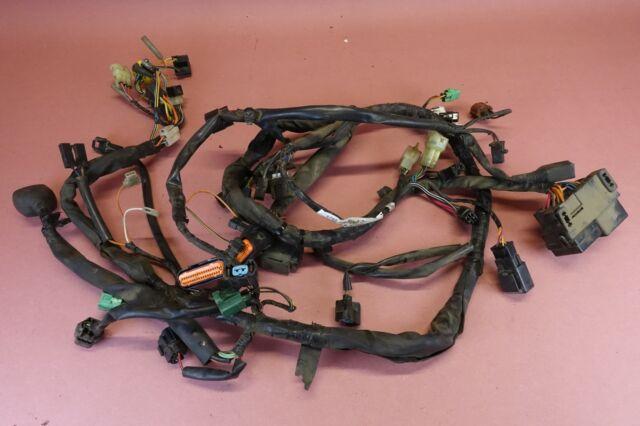 2005 2006 2007 2008 2009 SUZUKI BOULEVARD C50 Main Wire ...