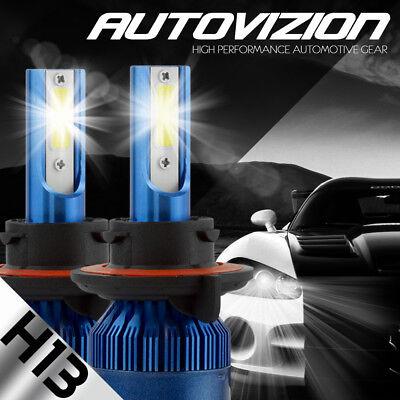 XENTEC LED HID Headlight Conversion kit H13 9008 6000K 2006-2011 Chevrolet HHR