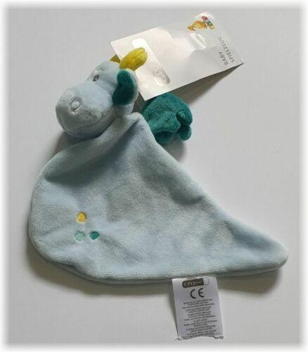 Baby Schnuffeltuch Schmusetuch Kinder  Motiv Drache von Ergee