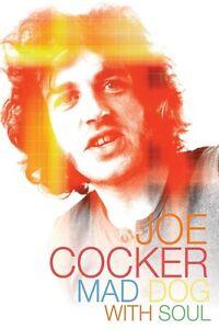 Joe-COCKER-Mad-Dog-with-Soul-DVD-NUOVO