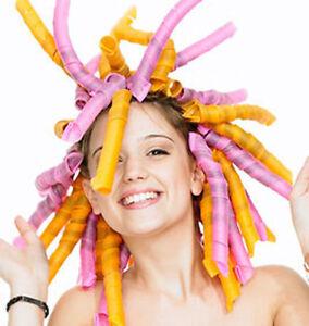Twist Style Hair Rollers Twist Stick Styler Maker Easy