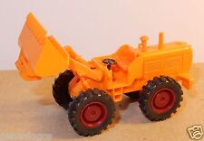 MICRO WIKING HO 1/87 TRAVAUX PUBLICS RADLADER CHARGEUR TRACTO PELLE