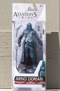 Assassin S Creed Arno Dorian Eagle Vision Outfit 5 Mcfarlane
