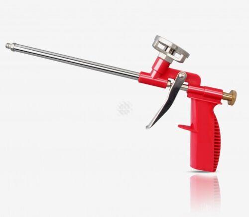 Schaumpistole aus Metall für Pistolenschaum Bauschaum Bauschaumpistole740306