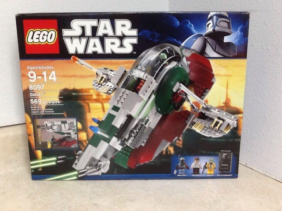 Lego stjärnornas krig slav I 8097 Pensionerad