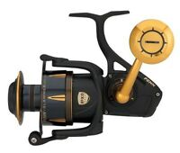 Penn Slammer Iii 3 8500 Spinning Reel 4.7:1 Model Slaiii8500 Saltwater Fishing