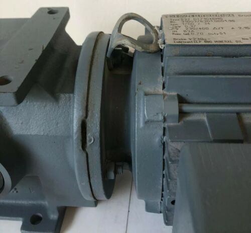 Details about  /New Sew Eurodrive Type S32 Gear Motor 1700 RPM 3 Phase