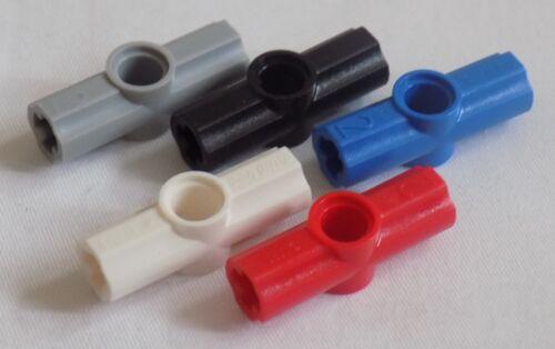 **LEGO TECHNIC AXLE /& PIN CONNECTOR #2 32034 CHOOSE COLOUR **