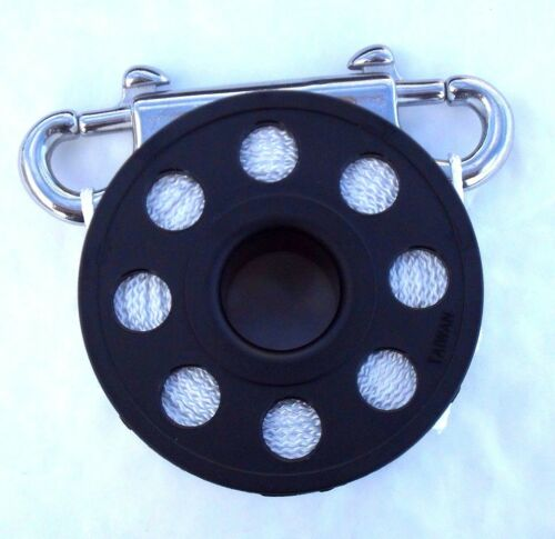 Scuba diving FINGER REEL 15 mtr WRECK-SMB buoy BEAVER NEW GROUND line DELAYED !!