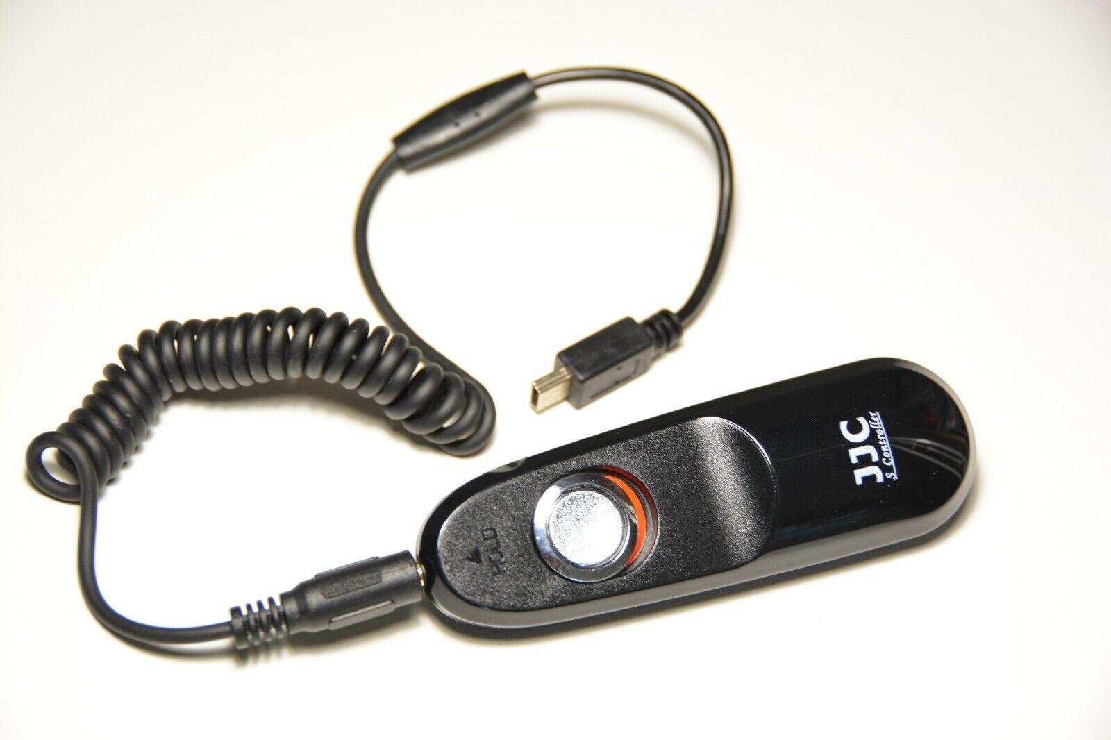Remote Shutter Release switch for Fuji Fujifilm RR-80 X-E1 S100FS S9600 HS35EXR
