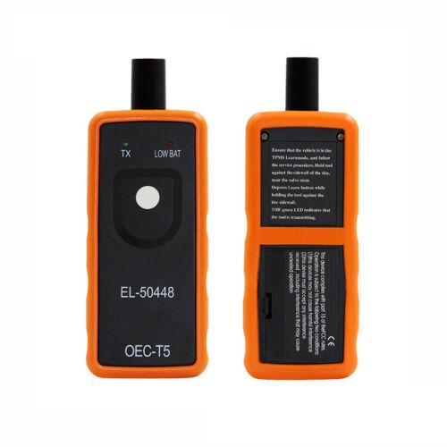 Car Vehicle EL-50448 Tire Pressure Monitor TPMS Reset Activation Diagnostic Tool