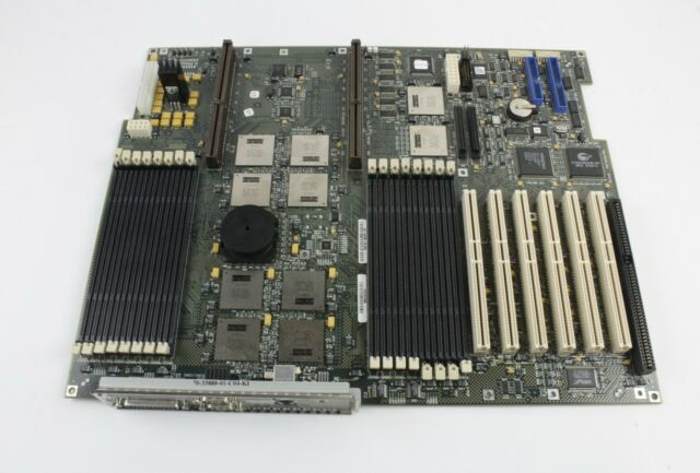 DEC Compaq HP AlphaServer AlphaStation DS20e CPU 500Mhz  54-24758-35 KN310-BA