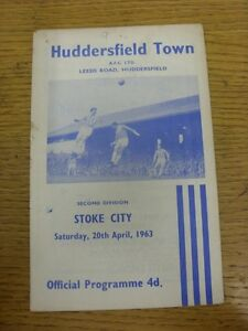 20041963 Huddersfield Town v Stoke City  rusty staple scores inside writing - <span itemprop=availableAtOrFrom>Birmingham, United Kingdom</span> - Returns accepted within 30 days after the item is delivered, if goods not as described. Buyer assumes responibilty for return proof of postage and costs. Most purchases from business s - Birmingham, United Kingdom