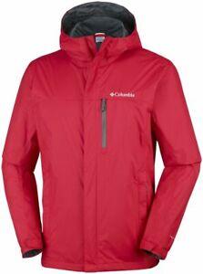 COLUMBIA Pouring Adventure II XO0191470 Waterproof Outdoor Jacket Hooded Mens