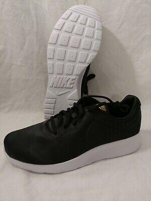 Nike Women's Tanjun Premium Running Shoes Wmns 8.5 917537 003 Sleak Black | eBay